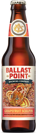 Ballast Point Grapefruit Sculpin 6 PK Bottles