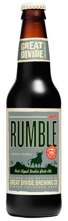 Great Divide Rumble IPA 6 PK Bottles