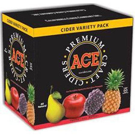 Ace Cider Variety 12 PK Bottles