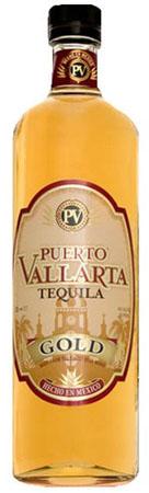 Puerto Vallarta Gold Tequila