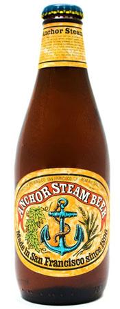 Anchor Steam Beer 6 PK Bottles