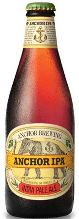Anchor IPA 6 PK Bottles