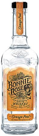 Bonnie Rose White Whiskey Orange Peel