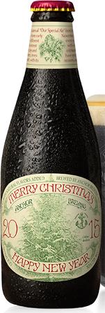 Anchor Merry Christmas 6 PK Bottles