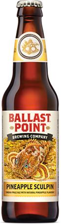 Ballast Point Pineapple Sculpin 6 PK Bottles