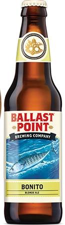 Ballast Point Bonito Blonde Ale 12 PK Cans