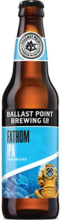 Ballast Point Fathom IPA 6 PK Cans