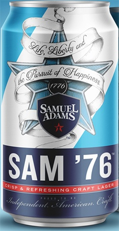 Sam Adams Sam '76 6 PK Cans