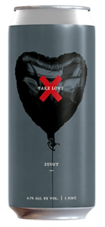 Newport Craft Fake Love 4 PK Cans