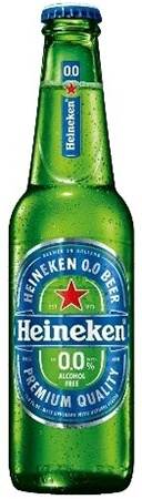 Heineken 0.0 6 PK Bottles