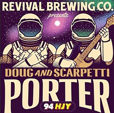 Revival Vanilla Porter 4 PK Cans