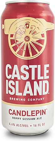 Castle Island Candlepin 6 PK Cans
