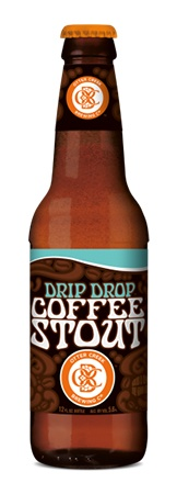 Otter Creek Drip Drop Coffee Stout 6 PK Cans