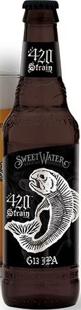 Sweetwater 420 G13 IPA 6 PK Bottles