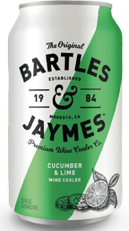 Bartles & Jaymes Cucumber & Lime 6 PK Cans