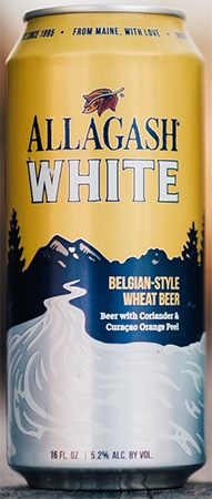Allagash White Beer 4 PK Cans