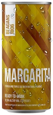 Beagans 1806 Margarita 4 PK