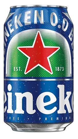 Heineken 0.0 6 PK Cans