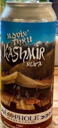 Loophole Moving Thru Kashmir Neipa 4 PK Cans