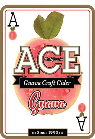 Ace Guava Cider 6 PK Cans