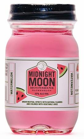Midnight Moon Watermelon