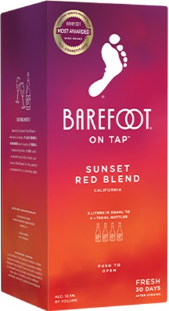 Barefoot Sunset Blush