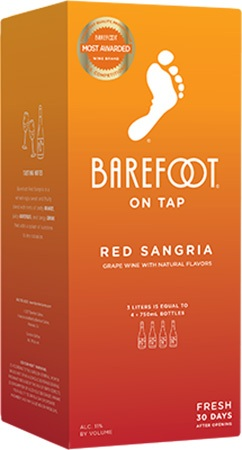 Barefoot Red Sangria