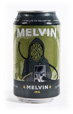 Melvin IPA 4 PK Cans