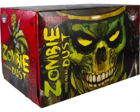 3 Floyds Zombie Dust 6 PK Cans