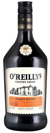 O'reillys Peanut Butter Country Cream