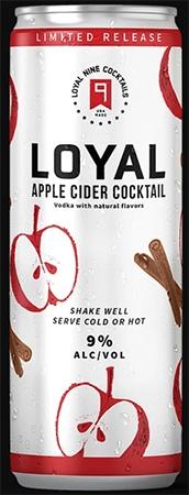 Loyal Apple Cider 4 PK Cans