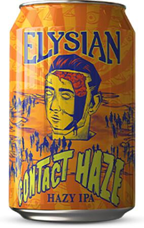 Elysian Contact Haze IPA 4 PK Cans