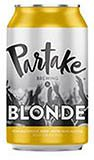 Partake Non-alcoholic Blonde 6 PK Cans