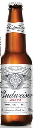 Budweiser Zero 6 PK Bottles