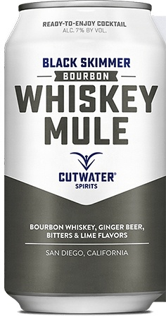 Cutwater Whisky Mule 4 PK Cans