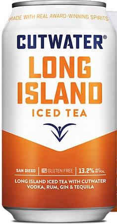 Cutwater Long Island Iced Tea 4 PK Cans