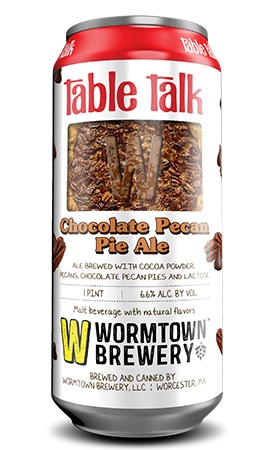 Wormtown Chocolate Pecan Pie Ale 4 PK Cans