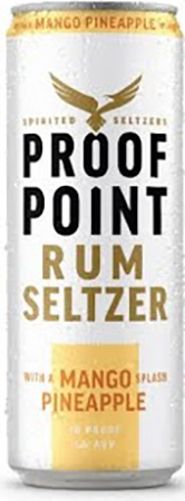 Proof Point Mango Pineaple 4 PK Cans