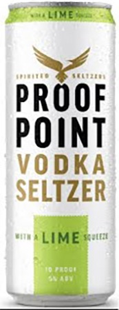 Proof Point Lime 4 PK Cans