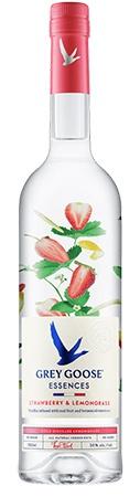 Grey Goose Essences Strawberry & Lemongrass Vodka