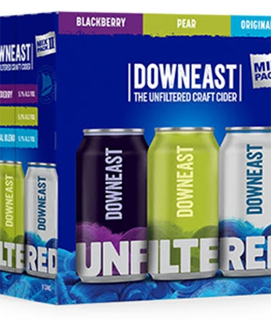 Downeast Cider Mix Pack 9 PK Cans