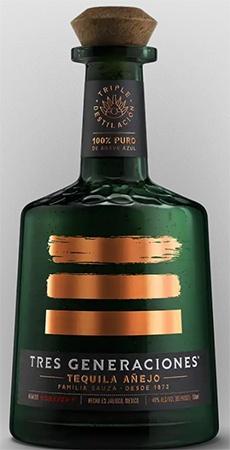 Sauza Tres Generaciones' Anejo Tequila