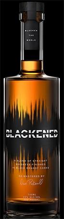 Blackened Straight Whiskey
