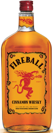 Dr Mcgillicuddy's Fireball Whiskey