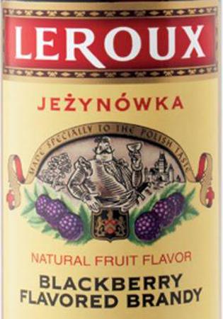 Leroux Polish Blackberry